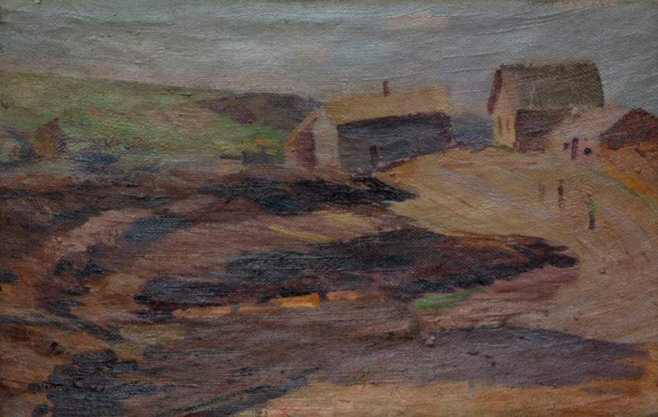 俄罗斯著名油画家作品