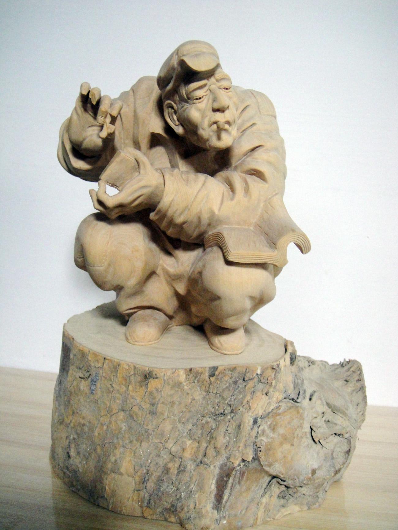 浙江东阳木雕